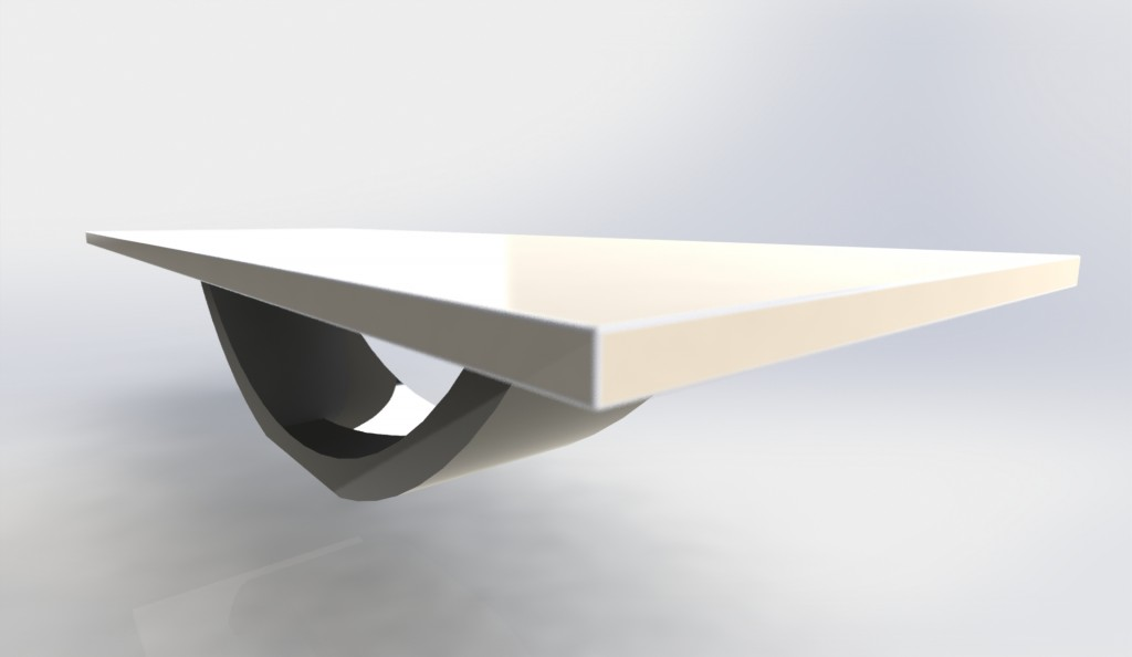 Corian Dining Table 003